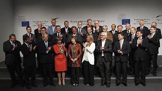 أوكرانيا والحقائب الوزارية في الاتحاد أهم عناوين قمة بروكسل