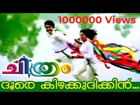 Doore Kizhakkudikkum Lyrics - Chithram Malayalam Movie Songs Lyrics
