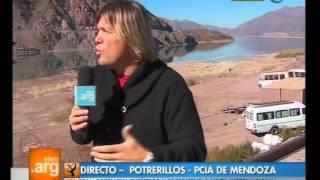 Vivo en Argentina - Potrerillos, Mendoza - Presentación - 25-06-12