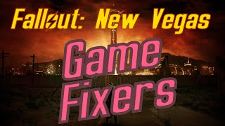 Fallout New Vegas Game Fixers Stopping Crashes