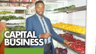 Agribusiness firm opens Sh2.9Mn grocery store in Nairobi