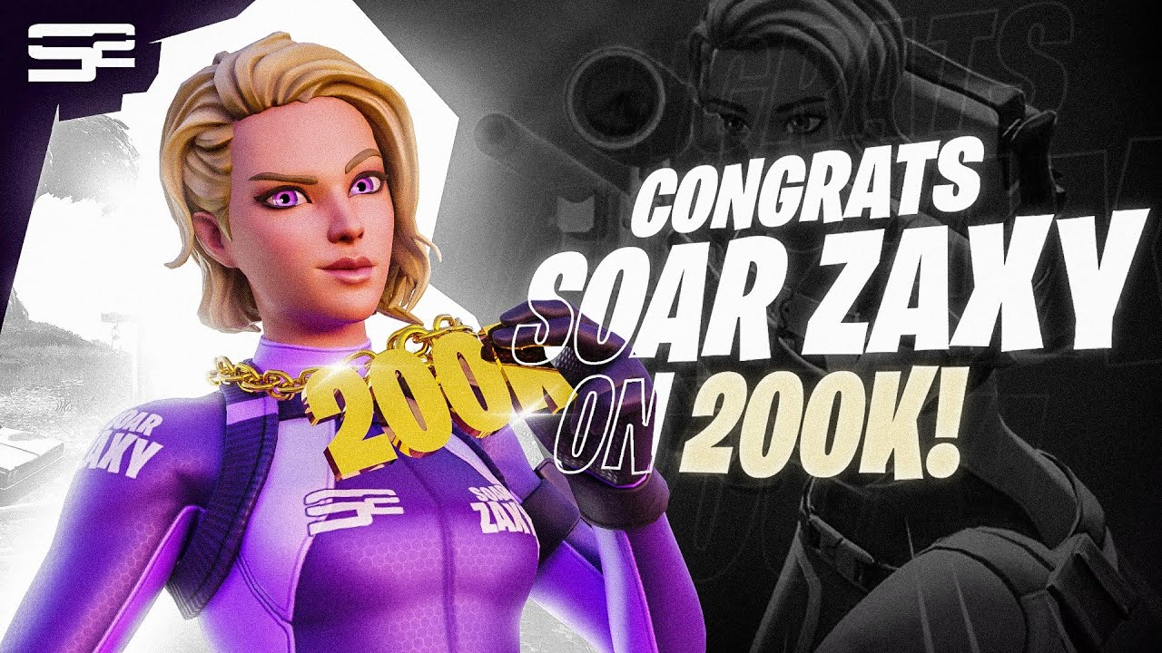 Zaxy 200k Special Montage | Never Change
