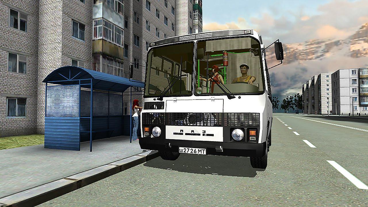Симулятор автобуса на русском скачать