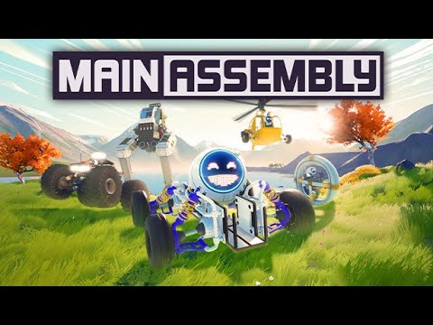 Main Assembly | Building a cart! |