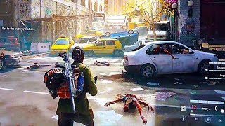 WORLD WAR Z - 18 Minutes of Gameplay Demo (PS4, XBOX ONE, PC) Zombie Game 2019