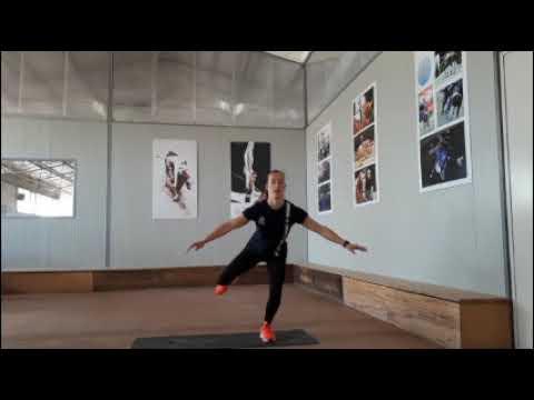 Alleniamoci con Anna Cavallaro - Training 1
