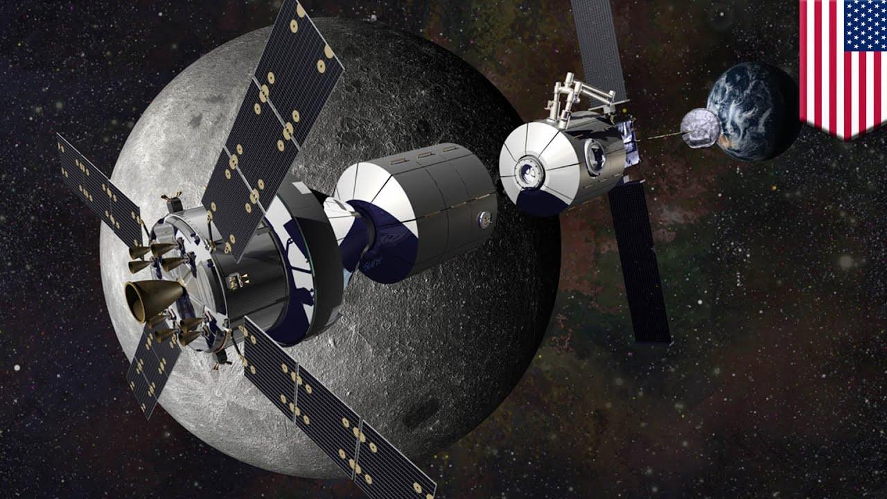 Image result for lunar orbital platform-gateway