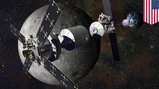Lunar Orbital Platform Gateway: NASA wants a space station near the moon - TomoNews