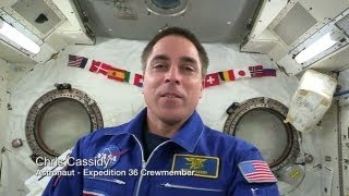Take a Tour of the Space Station With Astronaut Chris Cassidy | NASA ISS Science HD