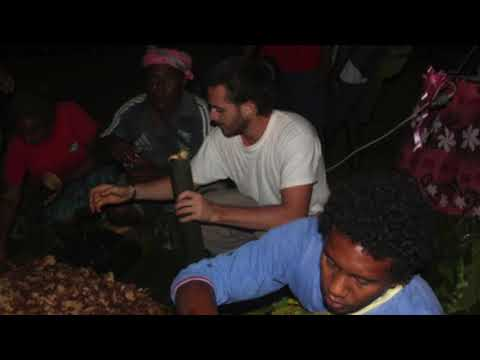 The Pig Connection: Cooking for a wedding party in Solomon Islands