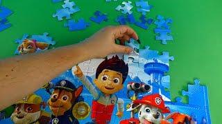PAW Patrol Jigsaw Puzzle XXL 100 pieces We collect