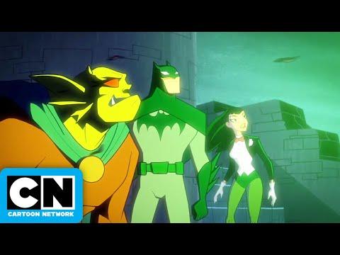 Justice League Action | Deadly Reward | Cartoon Network