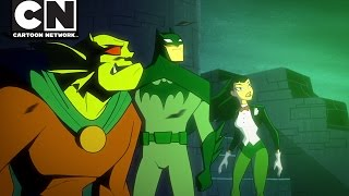 Justice League Action | Deadly Reward | Cartoon Network