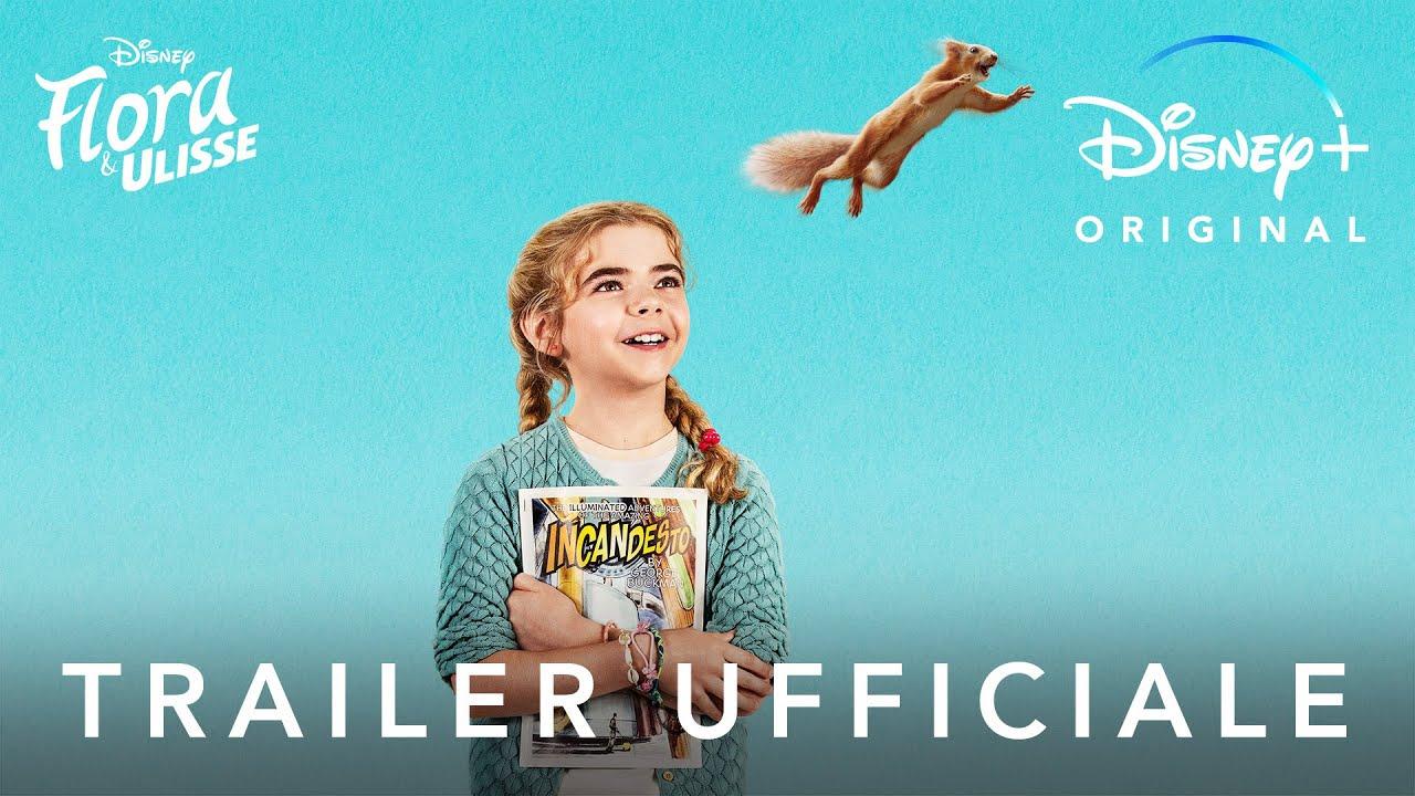 Disney+ | Flora & Ulisse - Film Originale in Streaming dal 19 Febbraio