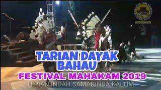 Download festival Mahakam 2019 Tarian Dayak Bahau Tumbuk Lesung Padi Samarinda Kaltim