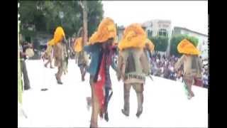 Leyenda de los Tlacololeros -Danza del Edo. de Guerrero simliar a la Danza del Tecuan-