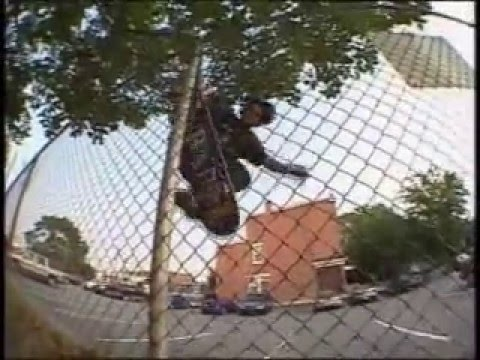 Bam Margera skate video