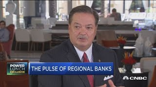 Five or six percent rates not going to kill housing market, Prosperity Bank CEO says