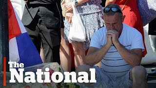 Nice mourns the day after truck attack