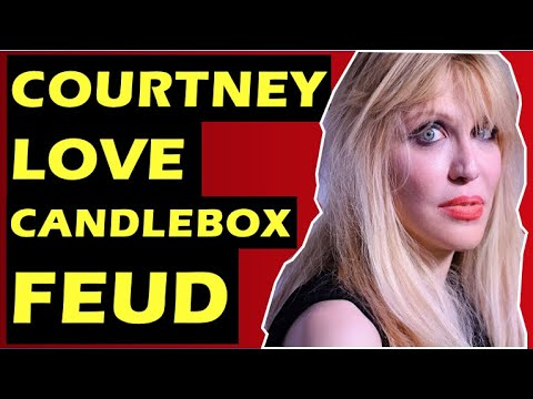 Candlebox: Their Feud With Courtney Love! Were They Riding Nirvana & Kurt Cobain's Coattails?