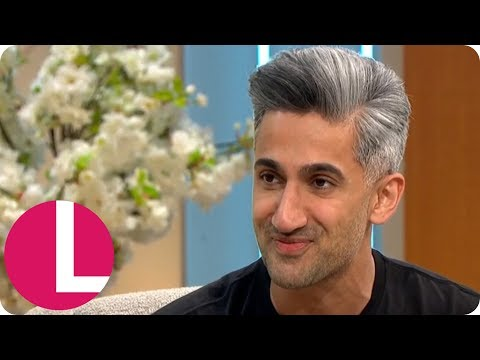 Queer Eye's Tan France On Celebrating Inclusivity with Taylor Swift   Lorraine