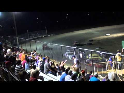 Texas Thunder Speedway Outlaw Twister Feature July 6, 2013