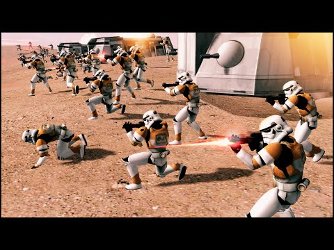 Прохождение Star Wars Republic Commando #1