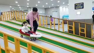 [놀이터유밍] 30개월 아빠엄마랑 광주 오렌지키즈파크