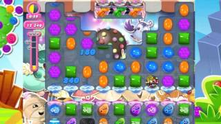 Candy Crush Level 1409   No Boosters  3 Stars