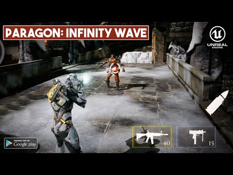PARAGON Infinity Wave Gameplay Android