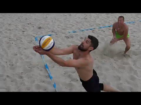 Пляжный волейбол.Одесса.13 мая 2018 г.