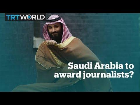 Saudi Arabia launches media prize to 'boost reputation'