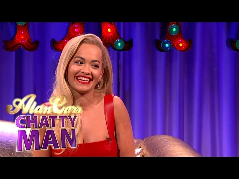 Rita Ora - Full Interview on Alan Carr: Chatty Man