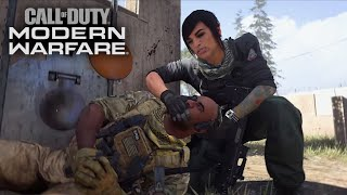Modern Warfare - All New Downed Execution Moves and Takedowns