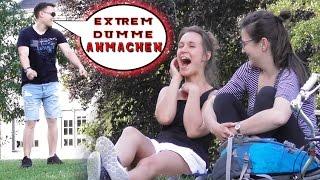 EXTREM DUMME Anmachsprüche im Test! | PvP