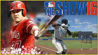 MLB 16 The Show: Zone Hitting Intro and Initial Impressions