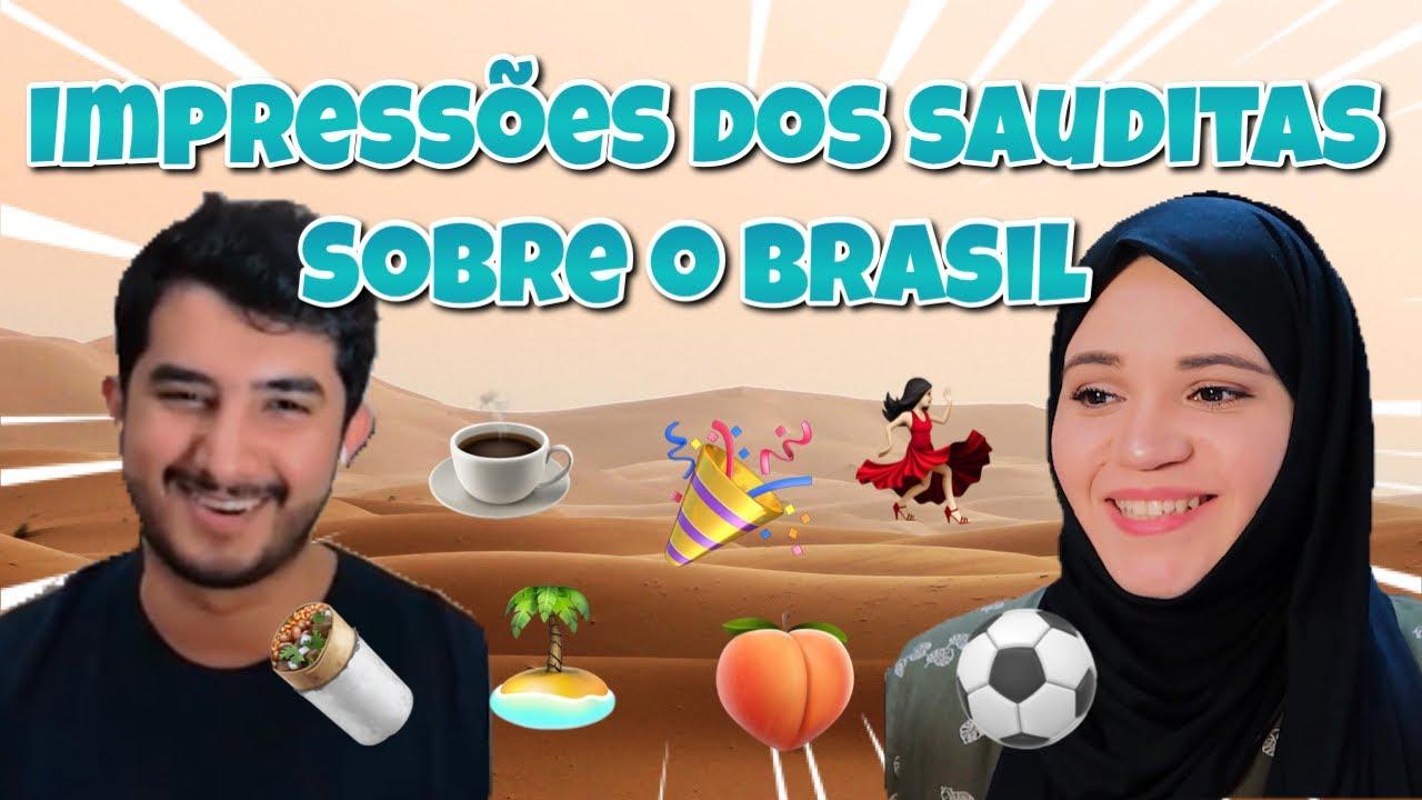 Download O que Sauditas acham do Brasil | Vida nas Arábias