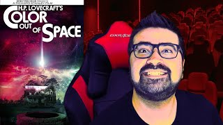 Color Out of Space - Angry Movie Review