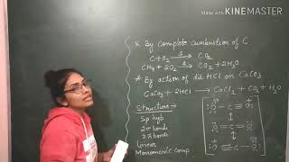 Carbon dioxide: Structure and properties by Pooja Sharma