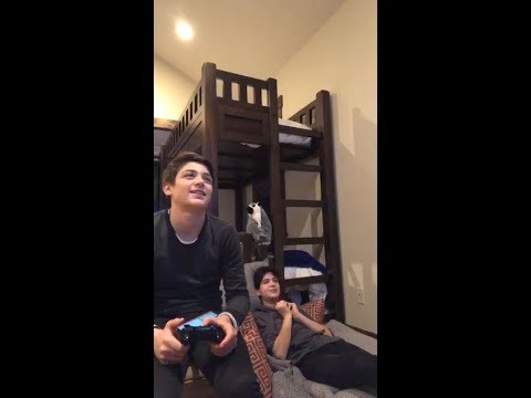 Joshua Rush Asher Angel Instagram Live Stream Part 2 20 January 2018 Youtube