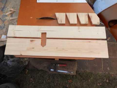 電動丸鋸・トリマーの作業台製作