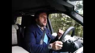Range Rover Sport - трамплин подкрался незаметно.