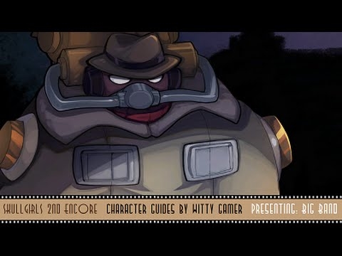 Satchmo Solo Trolling With Big Band, Part 02 (Skullgirls 2nd Encore Character Guides)