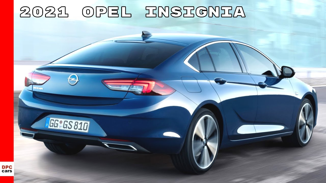 5 Opel Insignia Sports Tourer and Grand Sport