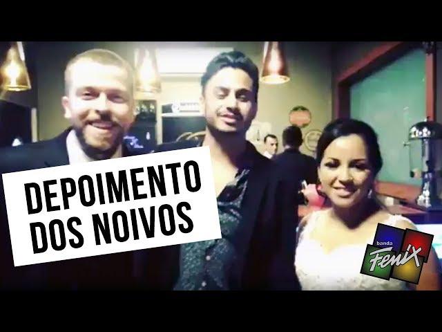 Depoimento: Aline e Rodrigo - BANDA FÊNIX
