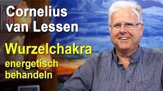 Wurzelchakra & Fusschakren energetisch behandeln | Cornelius van Lessen