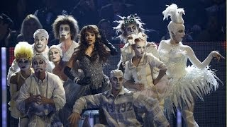 Leslie Grace & Cirque du Soleil - Be My Baby - Latin Grammy HD