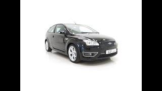 An Impeccable Enthusiast Owned Ford Focus ST225 ST-2 with Just 12,736 Miles - £14,995