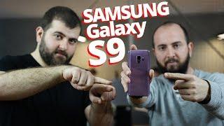 Samsung Galaxy S9 inceleme - S9 ne yenilikler getiriyor? iPhone X alternatifi mi?
