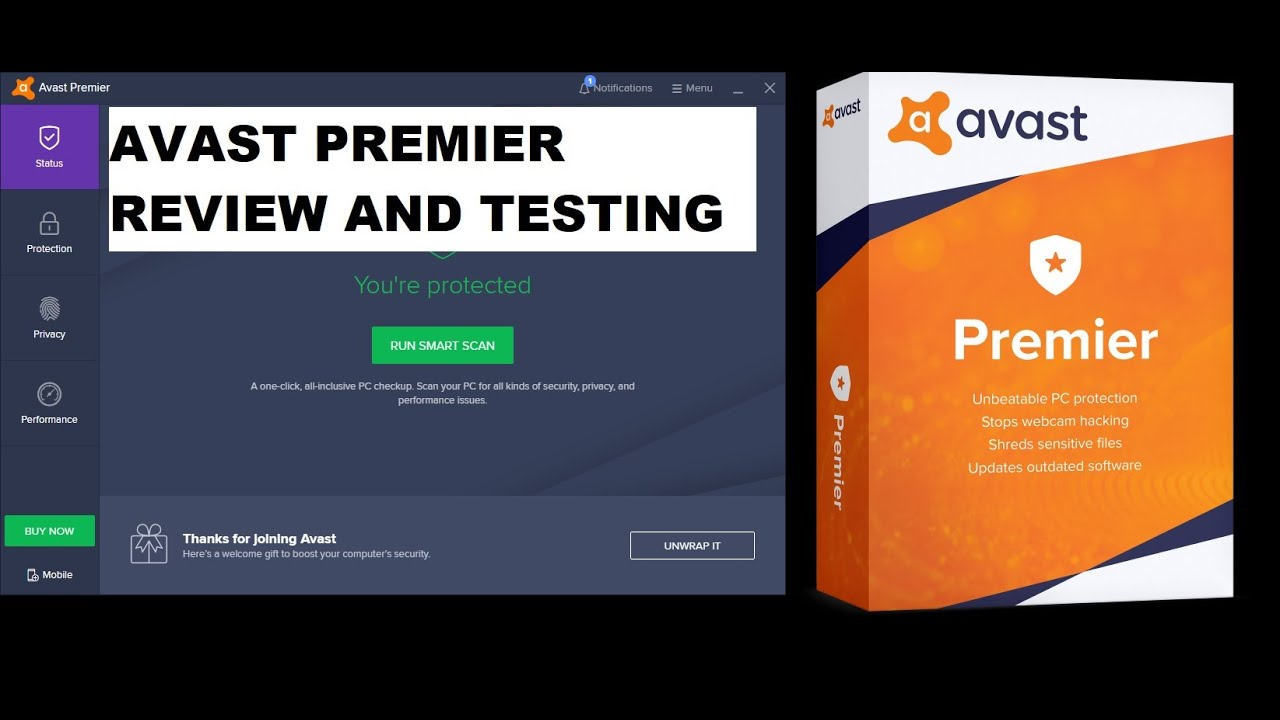 Avast Premier Antivirus Review and Real Life Testing of Phishing URLs. DON'T BUY before WATCHIN